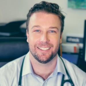 Dr Conor Calder-Potts